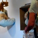 Untitled - Alyson Davies - mixed media installation